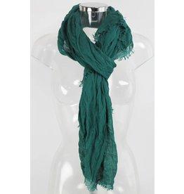 Schal dunkelgrün