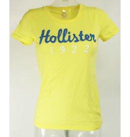 Hollister T-Shirt gelb Gr. M