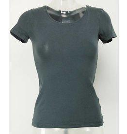 T-Shirt graublau Gr. XS