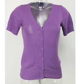 AJC Weste Kurzarm violett Gr. 32/34