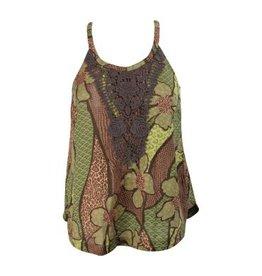 Vero Moda Shirt mit Muster Gr. 38