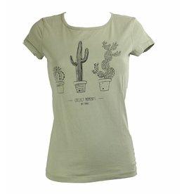 Tom Tailor Print T-Shirt Gr. S