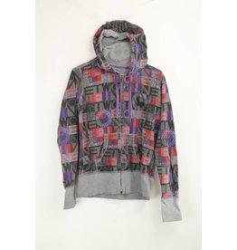 O´Neill Sweat-Jacke mit Muster Gr. M