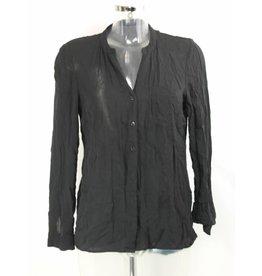 Vero Moda Schwarze Bluse Gr. M/L