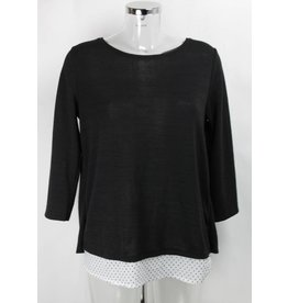 Orsay Pullover mit Muster Gr. M