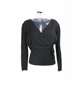 C&A Pullover schwarz Gr. 40