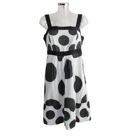 Orsay Kleid mit Punkten Gr. 38