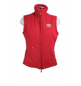 Cecil Gilet rot Gr .S