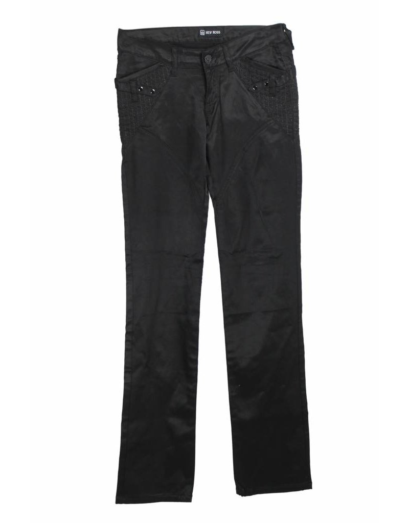 Jeans schwarz Gr. 27