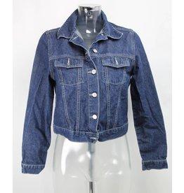 Jeansjacke blau Gr. 40