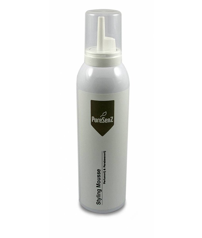 PureSenZ Styling Mousse