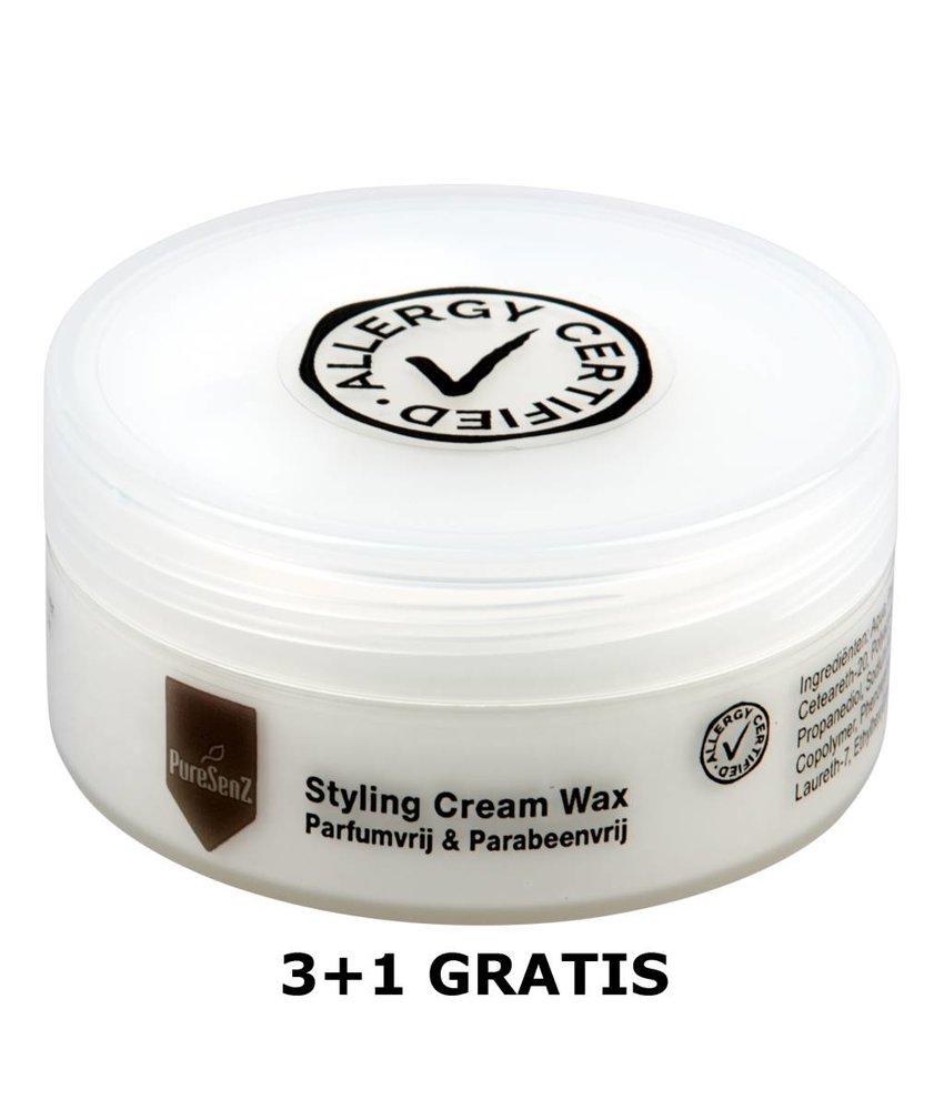 PureSenZ Styling Cream Wax 3+1 gratis