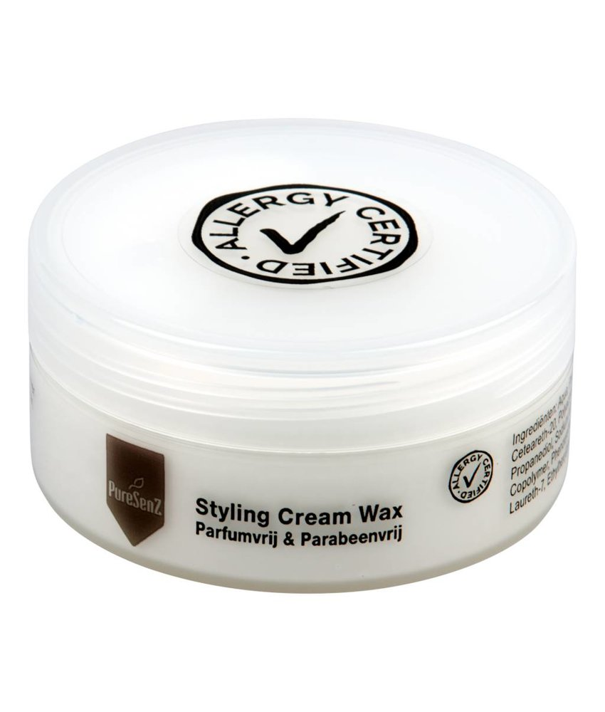 PureSenZ Styling Cream Wax - Test
