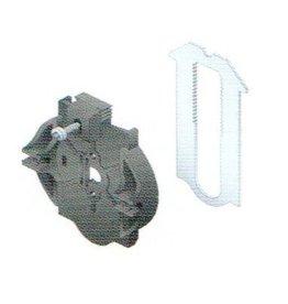 Simu Motorsteun Simu T5 blinde beugel 125 tot 165 mm