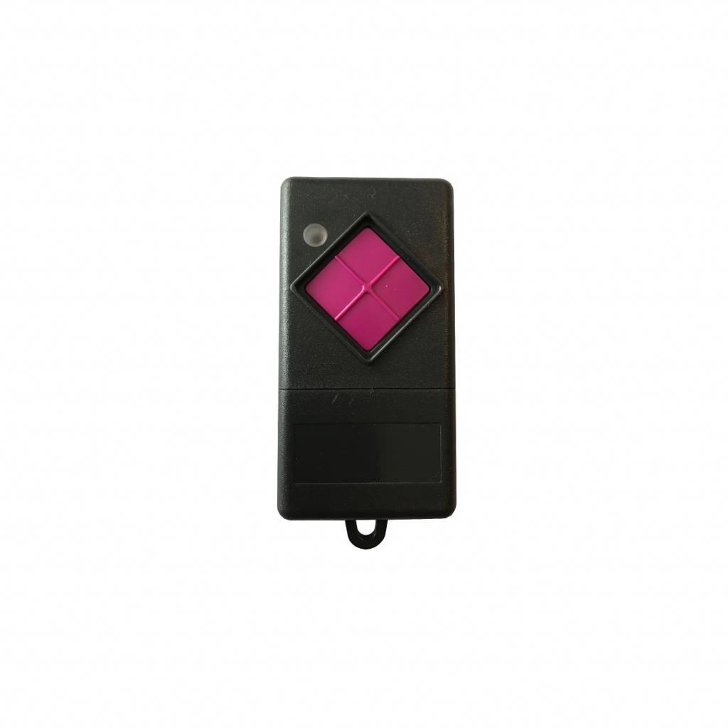Becker Handzender Becker 1-kanaals Mini - 433 MHz