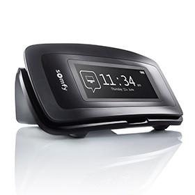 Somfy Nina Timer io, een groepsbediening met ingebouwde timer functie.