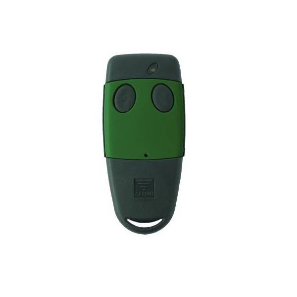 Cardin Handzender Cardin S449-QZ2 groen 2-kanaals