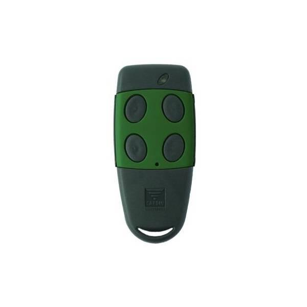 Cardin S449-QZ4 4-kanaals handzender groen