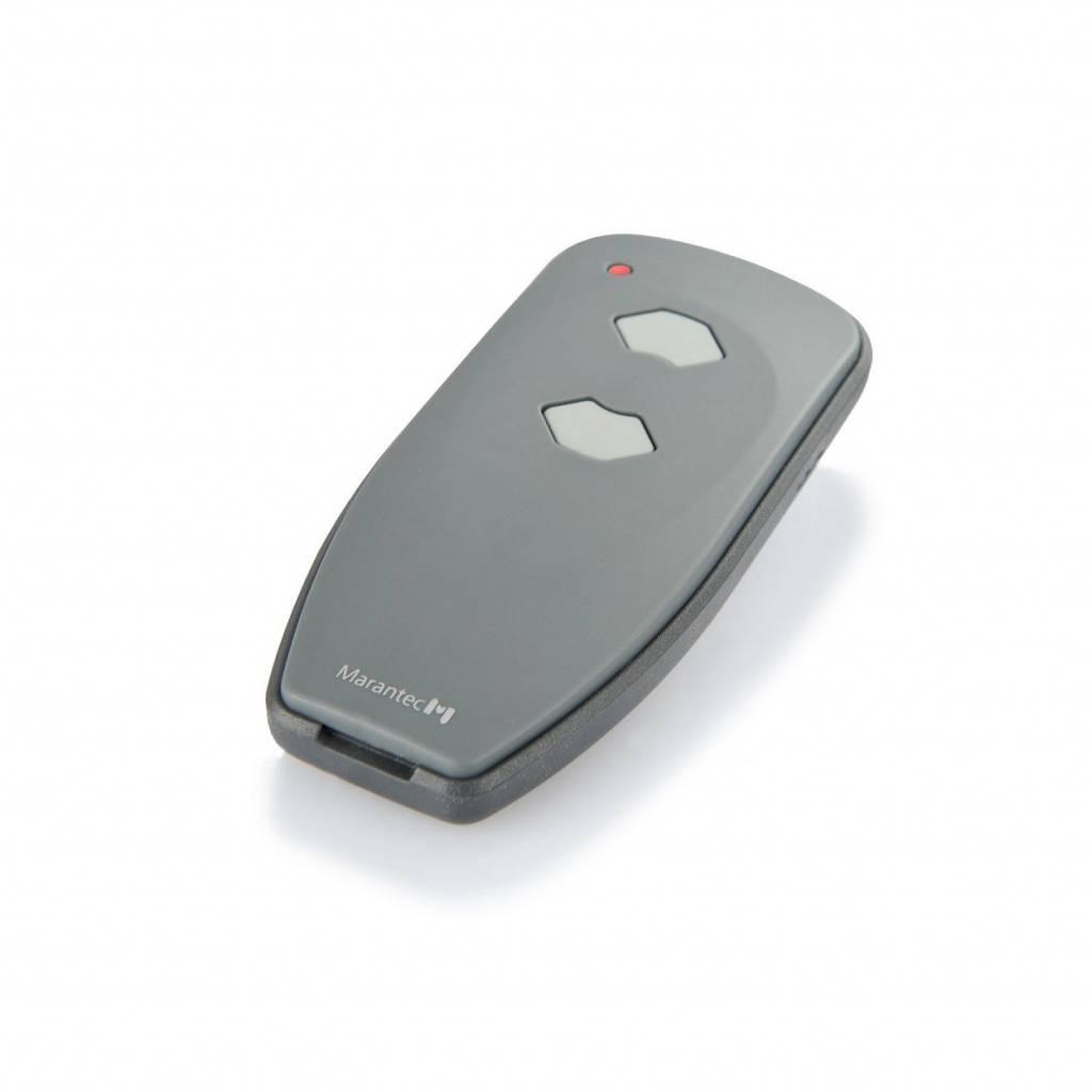 Marantec Marantec Digital 382 Multi-bit 2 kanaals handzender - 433 MHz