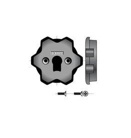 Somfy Aanpassing motorkop LT40 naar LT50