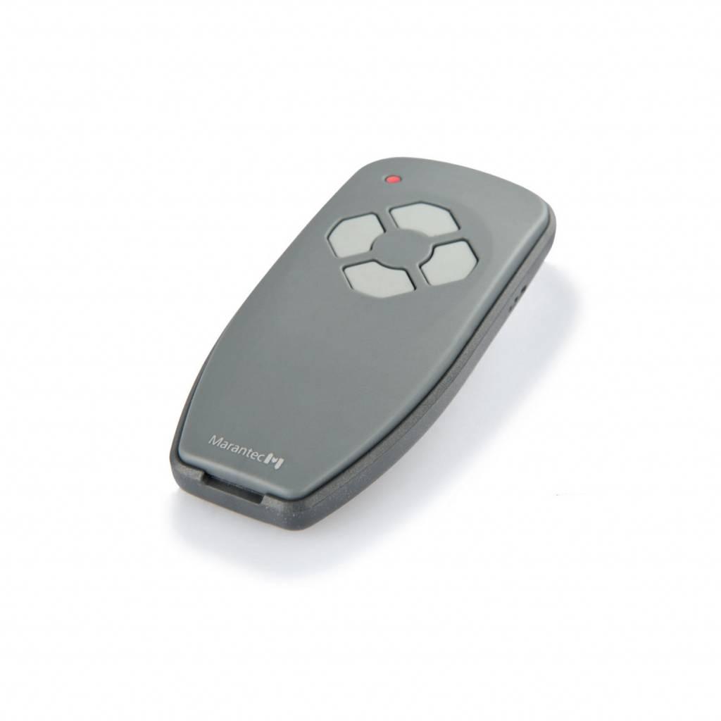 Marantec Marantec Digital 384 Multi-bit 4 kanaals handzender - 433 MHz - Copy