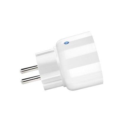 Somfy Z-Wave stopcontact afstandbedienbaar