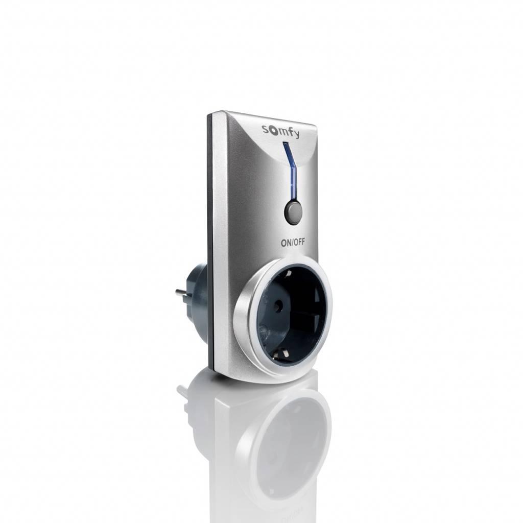 Somfy Afstandbedienbaar stopcontact (power plug RTS)