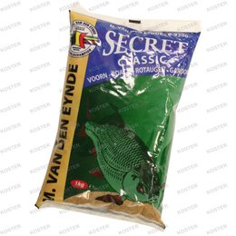 Marcel van den Eynde Secret