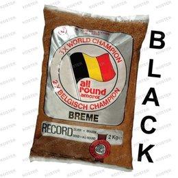 Marcel van den Eynde Record Zilver Zwart