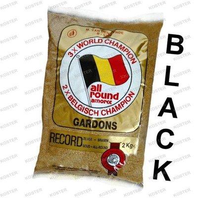 Marcel van den Eynde Record Goud Zwart