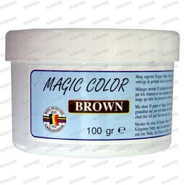 Marcel van den Eynde Magic Colour