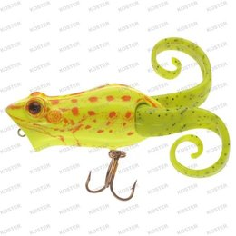 Berkley Frenzy Pop Frog Chartreuse