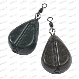 JRC Flat Pear Swivel Lead