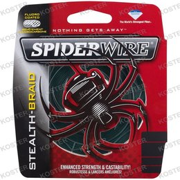 Spiderwire New Stealth Moss Green Braid