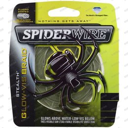 Spiderwire New Stealth Glow-Vis