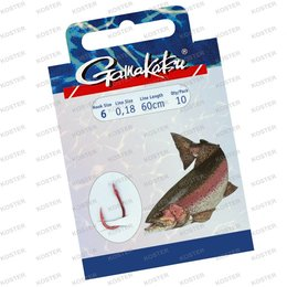 Gamakatsu BKS-5330R Trout 60 cm.