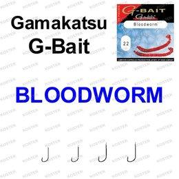 Gamakatsu G-Bait Bloodworm #