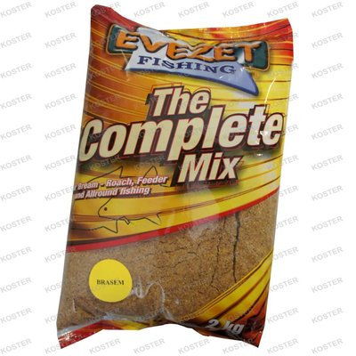 Evezet The Complete Mix Brasem