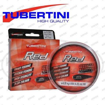 Tubertini UD-1 Red 100m