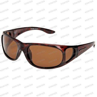 Eye Level Sunglasses Fisherman Brown
