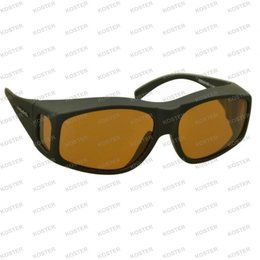 Eye Level Overglasses Medium Amber