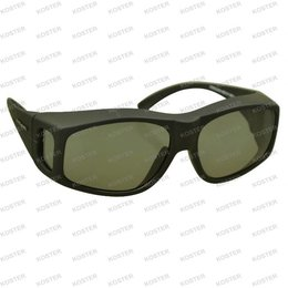 Eye Level Overglasses Medium Grey