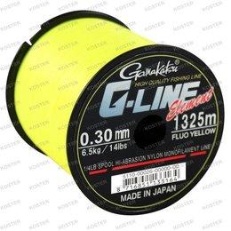 Gamakatsu G-Line Element Fluo Yellow