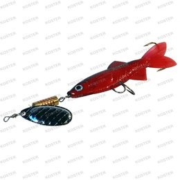 Albatros Follow-Fish Spinner Red