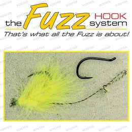 Strategy Fluo Pineapple Fuzz Wide Gape