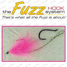 Strategy Fluo Squidy Fuzz Wide Gape