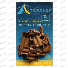 Overig Armaled Locjaw Safety Lead Clip Op=Op Van €4,95