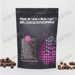 Sticky Baits Bloodworm Shelflife Boilies 1 KG.
