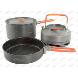 FOX Cookware Medium Set (3 Stuks)