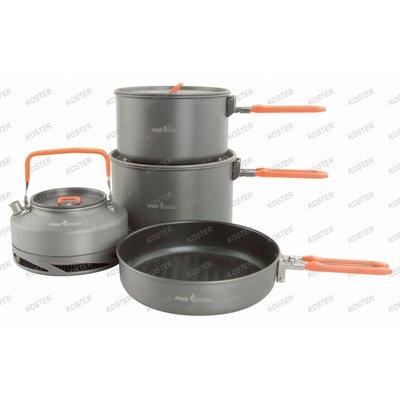 FOX Cookware Large Set (4 Stuks)
